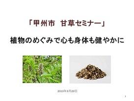 甘草セミナー 甲州市編.jpg